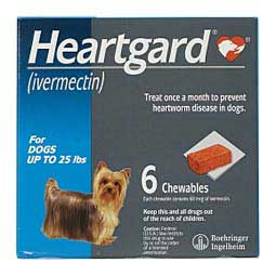 Heartgard for Dogs  Merial