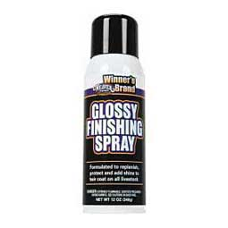 Winner's Brand Glossy Livestock Finishing Spray Weaver Leather