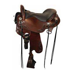 179D Outpost Horizon Series Saddle Tucker Saddlery