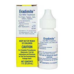 Eradimite Ear Mite Treatment Zoetis Animal Health