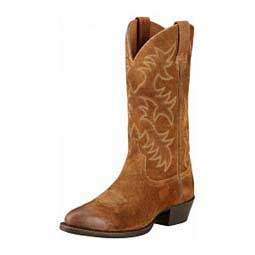 """Heritage Western R Toe 13"""" Cowboy Boots Ariat"""