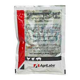 Agrimycin-343 Soluble Powder