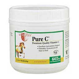 Pure C Premium Quality Vitamin C for Horses Vita Flex Nutrition