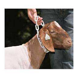 Plastic Chain Goat Collar Weaver Leather