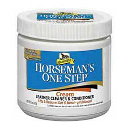 Horseman's One Step Leather Cleaner & Conditioner Absorbine