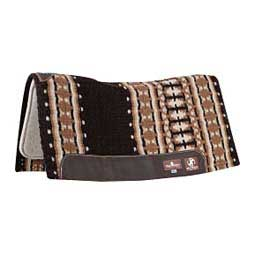 Zone Series Horse Blanket Top Horse Saddle Pad