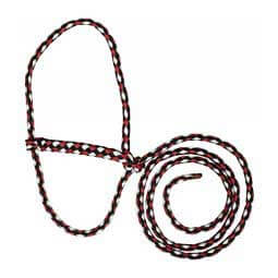 Braided Nylon Halter Fnders