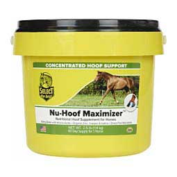 Concentrated Nu-Hoof Maximizer Hoof & Coat Support Supplement for Horses