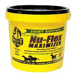 Nu-Flex Maximizer with Ester-C for Horses Select The Best