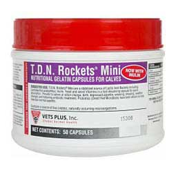 T.D.N. Rockets Mini with Inulin for Calves