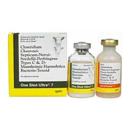 One Shot Ultra 7 Cattle Vaccine Zoetis Animal Health