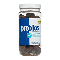 Probios Soft Chews with Probiotics Vets Plus