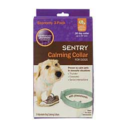 Sentry Calming Collar for Dogs and Puppies Sergeant's