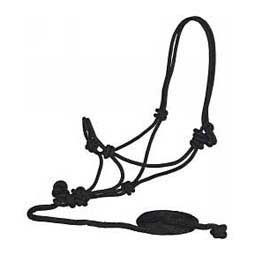 Halter w/Lead  Mustang Manufacturing