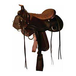 Demo Saddle - 278 Horseshoe Bend TuckerTrail Saddle Tucker Saddlery