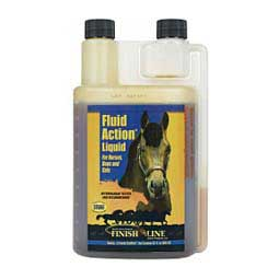 Fluid Action Liquid for Horses, Dogs & Cats  Finish Line Horse