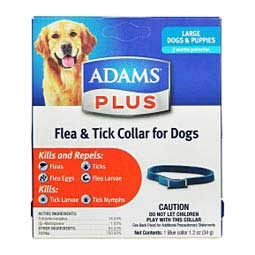 - Flea & Tick Dog Collars