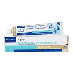 CET Enzymatic Toothpaste for Dogs & Cats  Virbac