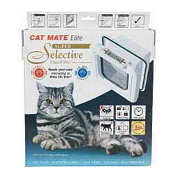 Cat Mate Elite Super Selective Chip and Disc Cat Flap