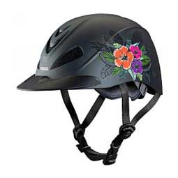 Rebel Low Profile Western Horse Riding Helmet Troxel