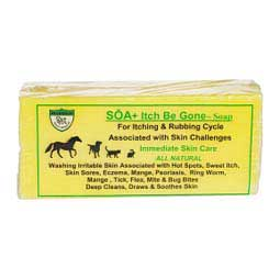 SOA + Itch Be Gone Bar Soap for Animals