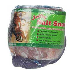 Jolly Salt Snack 100% Himalayan Rock Salt with Rope Jolly Pet