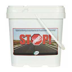 Stop! Fungus Pellets for Livestock