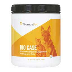 Bio Case Pancreatic Enzyme Supplement for Dogs & Cats  Thomas Labs