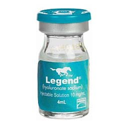 Legend (Hyaluronate Sodium) Merial