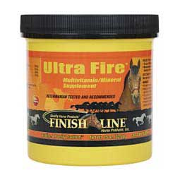 Ultra Fire Finish Line Horse