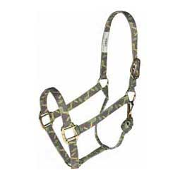 Premium Horse Halter w/Throat Snap