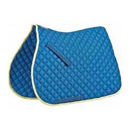 Contrast All Purpose English Saddle Pad