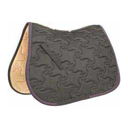 Ecole Vogue All Purpose English Saddle Pad Roma
