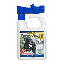 Mane 'N Tail Spray-Away Horse Wash Straight Arrow