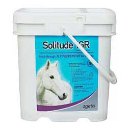Solitude IGR Insect Growth Regulator Feed-Through Fly Preventive Zoetis Animal Health