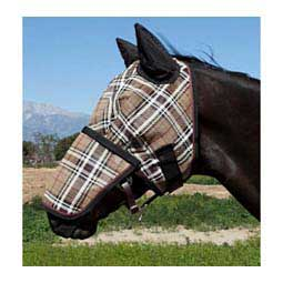 Fly Mask w/Ears and Removable Nose Piece Kensington
