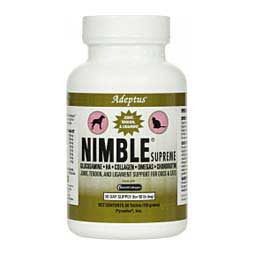 Nimble Supreme for Dogs & Cats Adeptus