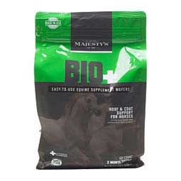 Majesty's Bio + Hoof & Coat Support Wafers for Horses