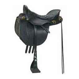 Equitation Endurance English Trail Horse Saddle Tucker Saddlery