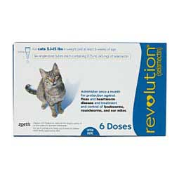 Revolution for Cats  Zoetis Animal Health