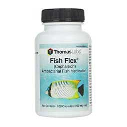 Fish Flex (Cephalexin) Thomas Labs