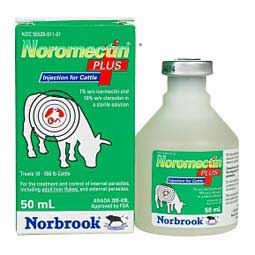 Noromectin Plus Injection Norbrook Labs