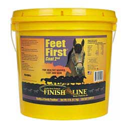 Feet First Coat 2nd For Healthy Hooves Skin & Coat  Finish Line Horse