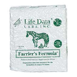 Farrier's Formula Pelleted Hoof & Coat Supplement for Horses Life Data Labs