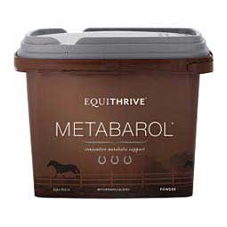 Metabarol Metabolic Support for Horses Equithrive