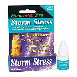 Storm Stress for Cats HomeoPet