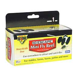 No Escape Mini Insecticide Free Fly Reel  Roxide International