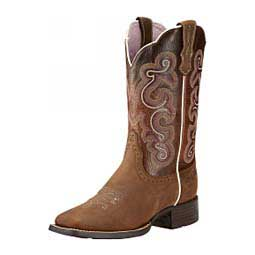 Quickdraw Cowgirl Boots Ariat