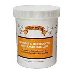 Vitamins & Electrolytes w/ Lacto Bacillus Rooster Booster