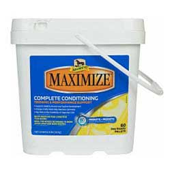 Absorbine More Muscle Maximize Pellets for Horses W F Young